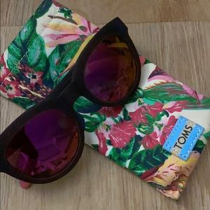 TOMS travelers collection sunglasses